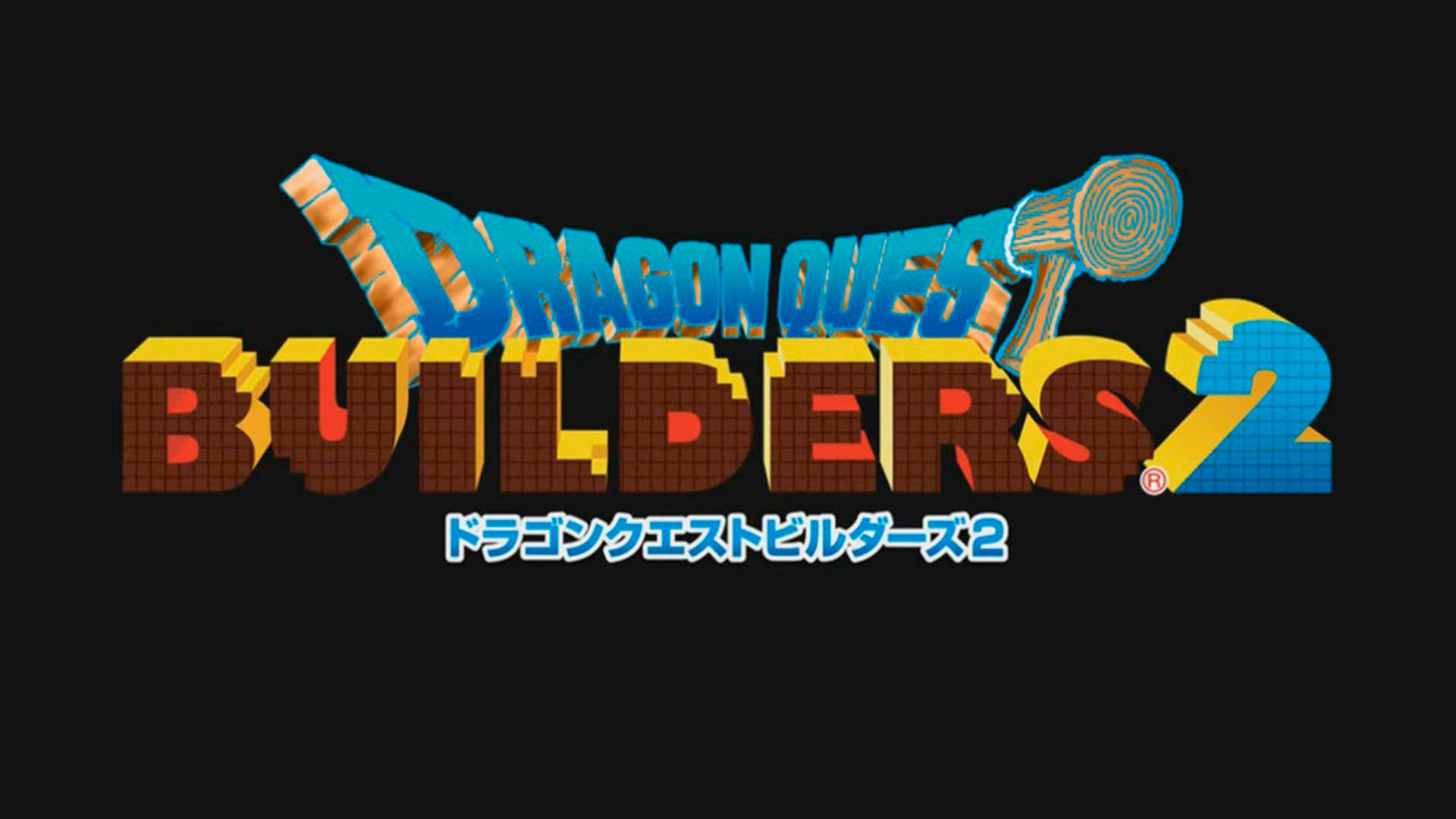 Dragon Quest Builders 2, anunciado para Nintendo Switch