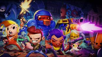 Enter the Gungeon se actualiza en Nintendo Switch corrigiendo varios errores