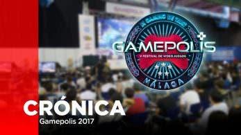 [Crónica] Gamepolis 2017