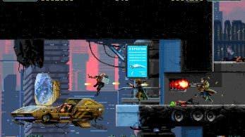 [Act.] No te pierdas este gameplay de la versión de Switch de Huntdown