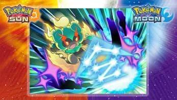 Marshadow será distribuido para Pokémon Sol y Luna en Europa y América en octubre