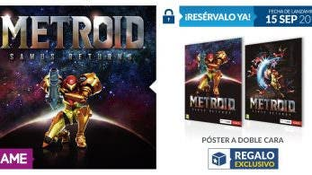 [Act.] Reserva Metroid: Samus Returns en GAME, FNAC y Media Markt y llévate estos regalos exclusivos