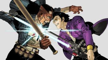 Echad un vistazo a estos artes de No More Heroes: Travis Strikes Again