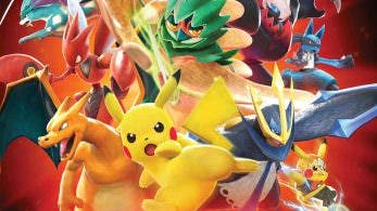 Anunciada la 2019 Pokkén Tournament DX Championship Series