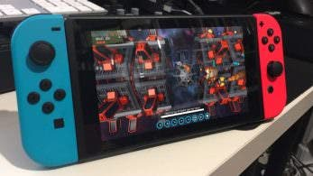 El shooter Promethium llegará a Nintendo Switch