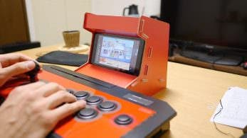 Este vídeo nos muestra de cerca el Real Arcade Pro V Hayabusa Fight Stick de HORI para Switch