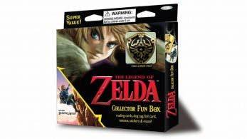 Anunciadas nuevas cartas coleccionables de The Legend of Zelda: Breath of the Wild