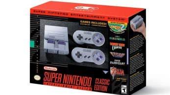 GameStop: La demanda de SNES Mini es mayor que la de NES Mini, pero habrá existencias en el lanzamiento
