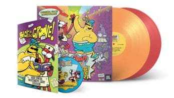 [Act.] Humanature saca a la venta en vinilo y CD la banda sonora de ToeJam & Earl: Back in the Groove