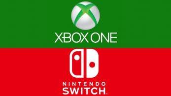 Microsoft está abierta a permitir más juegos cross-platform entre One y Switch