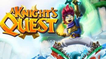 A Knight's Quest llegará a Nintendo Switch