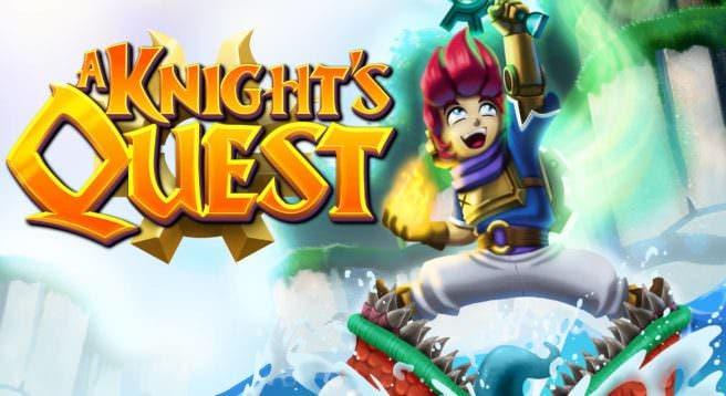 A Knight's Quest llegará a Nintendo Switch