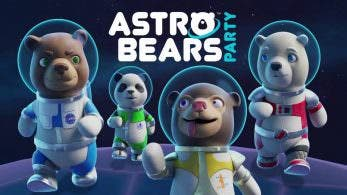 Astro Bears Party llegará a Switch el 31 de agosto
