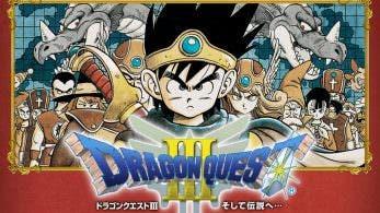 Dragon Quest III llega a 3DS el 24 de agosto en Japón
