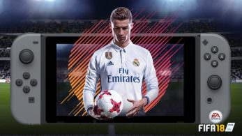 [Act.] Nuevo gameplay de FIFA 18 en Switch