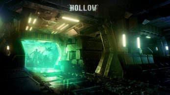 Tráiler de lanzamiento de Hollow para Nintendo Switch