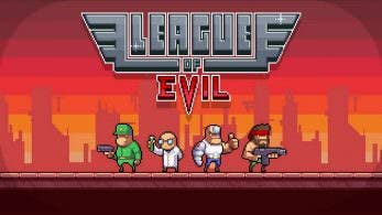 La versión de Switch de League of Evil saldrá el 31 de agosto en Norteamérica