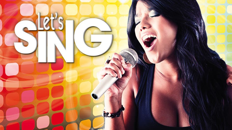 [Act.] Let's Sing 2018 llegará a Switch y a Wii