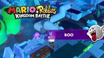 Nuevos artes de Mario + Rabbids Kingdom Battle
