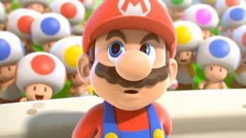 Ubisoft parece estar mandando una encuesta en la que pide opinión sobre varios personajes de Super Mario