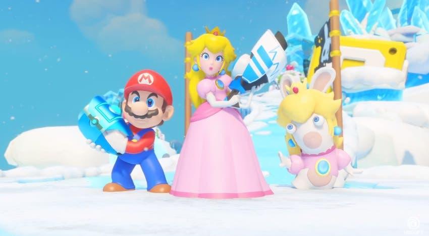 Vídeo: Ubisoft profundiza en la historia de Mario + Rabbids Kingdom Battle