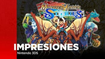 [Impresiones] Monster Hunter Stories