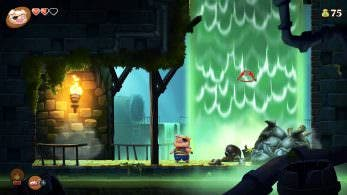 Vídeo de la demo de Monster Boy and The Cursed Kingdom de la Gamescom