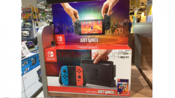 Asia recibe un nuevo pack de Nintendo Switch con Just Dance 2017