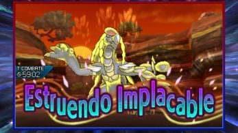 Ya disponibles en español los últimos dos tráilers de Pokémon Ultrasol y Ultraluna