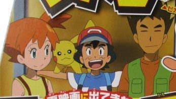 Tráiler de los episodios del anime de Pokémon Sol y Luna centrados en Kanto