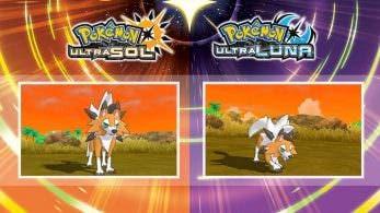Análisis del nuevo tráiler de Pokémon Ultrasol y Ultraluna