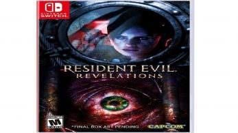Amazon publica la supuesta portada de la versión de Switch de Resident Evil Revelations
