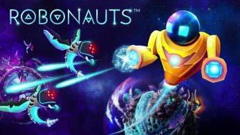 Robonauts, un nuevo título de Qubic Games, llegará a Switch