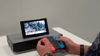 [Act.] Nuevos gameplays de la versión para Switch de The Elder Scrolls V: Skyrim