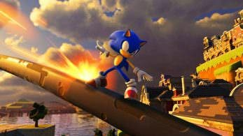 Este vídeo muestra la reacción del público de la Gamescom 2017 ante Sonic Forces