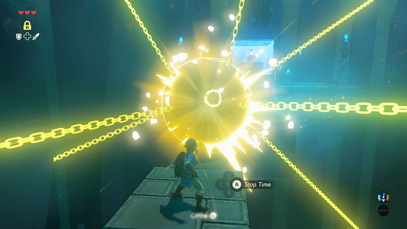 Hallan un glitch en Zelda: Breath of the Wild que permite recargar las runas instantáneamente