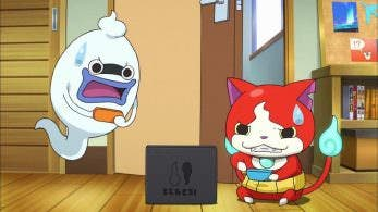 Nintendo Switch aparece en el anime de Yo-kai Watch