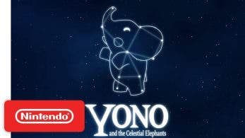 [Act.] Yono and the Celestial Elephants llegará a Switch el 12 de octubre, tamaño de la descarga y gameplay