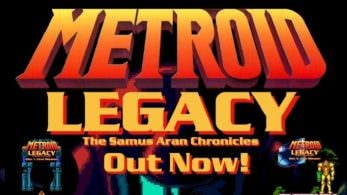 Publicado el fan album Metroid Legacy: The Samus Aran Chronicles
