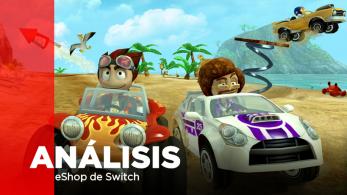 [Análisis] Beach Buggy Racing