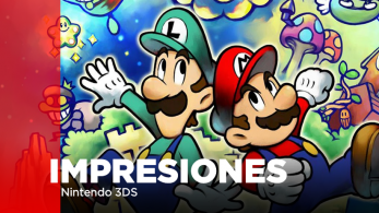 [Impresiones] Mario & Luigi: Superstar Saga + Secuaces de Bowser