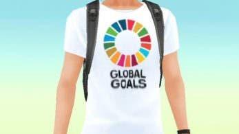 La camiseta de losObjetivos Globales de la ONU ya está disponible gratis en Pokémon GO