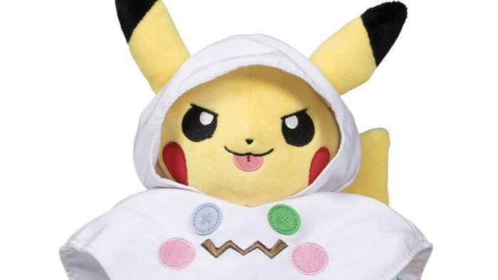 La web de Pokémon Center se actualiza con productos relacionados con Halloween