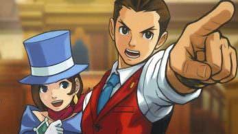 Apollo Justice: Ace Attorney incluye opciones de inglés y japonés, nuevos vídeos