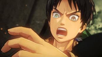 Attack on Titan 2: Final Battle ha sido calificado para Nintendo Switch en Taiwán