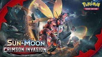 Anunciada la siguiente expansión del JCC de Pokémon: Crimson Invasion