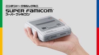 Super Famicom Mini vendió el 90% de su stock inicial en Japón