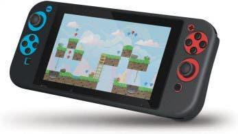 """Esta carcasa para Nintendo Switch se define como """"lo último en comodidad jugando"""""""
