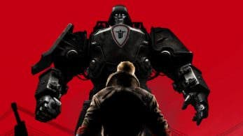 Wolfenstein II: The New Colossus para Nintendo Switch se anuncia imaginando un país que prohíbe el chocolate