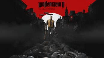[Act.] Wolfenstein II para Nintendo Switch permitirá apuntar mediante movimiento